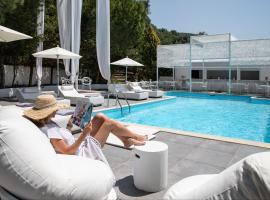Racconto Boutique Design Hotel (Adults Only), hotel blizu znamenitosti Plaža Valtos, Parga