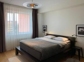 Orange Sipelga Balcony & Free Parking, hotel in Tallinn