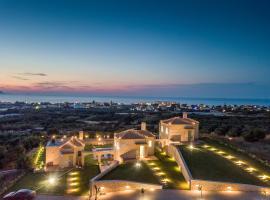 Caldera Theros Villas, pet-friendly hotel in Hersonissos