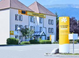 Premiere Classe Geneve - Saint Genis Pouilly, hotel in Saint-Genis-Pouilly