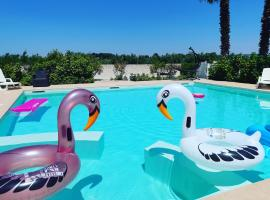 Baglio Cudia Resort, hotell i Marsala