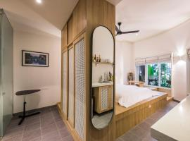 CIRCADIAN Japanese Studios in Downtown, hotel in Ho Chi Minh City