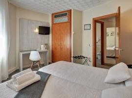 Hotel Los Angeles, hotel in Figueres