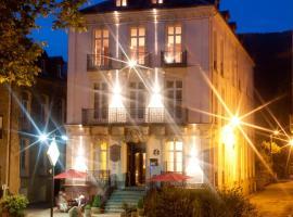 Hôtel Aquitaine, hôtel à Luchon