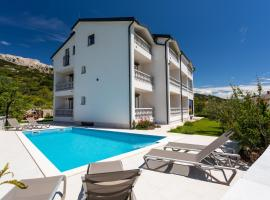 Bed & Breakfast Došen V, pet-friendly hotel in Baška