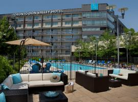 Toronto Don Valley Hotel and Suites, hotel in Toronto