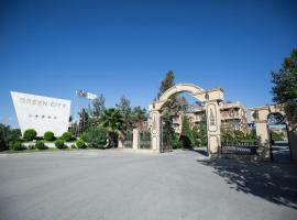 Greencity Resort&Residence, hotel de 5 estrellas en Baku