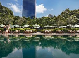 The Sukhothai Bangkok, hotel near Lumpini Park, Bangkok