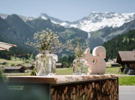 Wildstrubel Lodge, B&B in Adelboden
