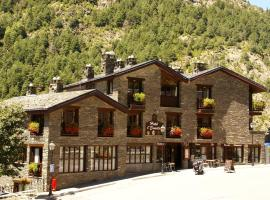 Hotel L'Ermita B&B, hotel in Canillo