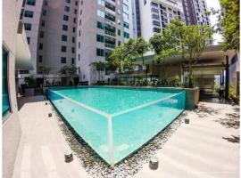 Summer Stay Hostel (near KLCC), hostel in Kuala Lumpur