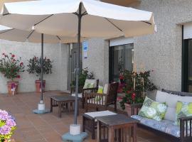 Hotel Cachada, hotel in Sanxenxo