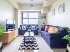 May's cozy 2BR 2Bath condo at Horizons 101, apartment in Cebu City