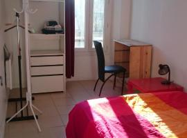 St Charles / La Friche, homestay in Marseille