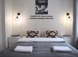 Apartamenty Prosta 17, serviced apartment in Toruń