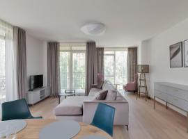 SoulHouse apartments, apartamentai mieste Druskininkai