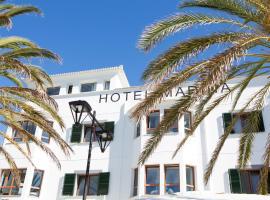 Hotel Marina, hotel in Puerto de Sóller