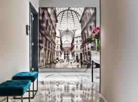 Citykey Napoli, hotel near Naples National Archeological Museum, Naples