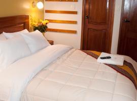 Picos House, guest house in Machu Picchu