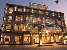 Prome Garden Hotel, отель в городе Pyay