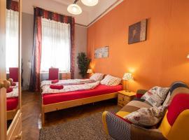 Pesto Hostel, hostel in Budapest