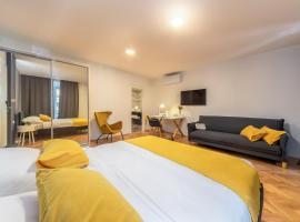 Residence Inn, apartment in Rijeka
