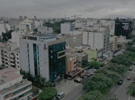 Lyz Business Hotel, hotel near Cultural Center of Fine Arts, Lima