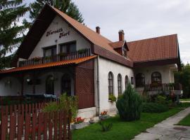 Horváth Kert Vendégház, hotel Zircen