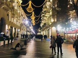 Nizami Street VIP Apartment, apartamento em Baku