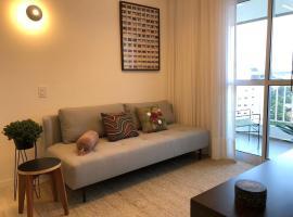 Apartamento Decorado na Vila Madalena, apartment in Sao Paulo