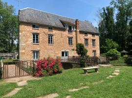 Le Moulin Bleu, B&B in Saint Cyr-sous-Dourdan