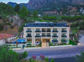 AMOSSİA Elite Boutique Hotel, отель в Мармарисе