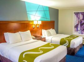 Quality Inn Merrimack - Nashua, hotel near State Park, Merrimack