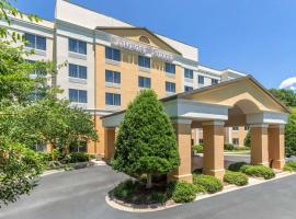Comfort Suites Gastonia - Charlotte, hotel in Gastonia