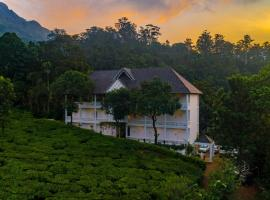 Tea Harvester, accessible hotel in Munnar