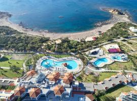 Rodos Princess Beach Hotel, golf hotel in Kiotari