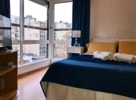 Apartamento Bulnes y Calle Corrientes, hotel near Abasto Shopping, Buenos Aires