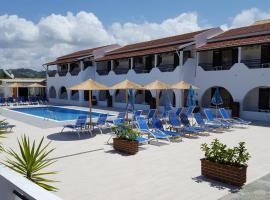 Bardis Sun studios, hotel in Arillas