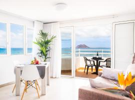 Dunas Club - Hotel & Apartamentos, serviced apartment in Corralejo