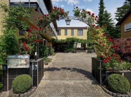 Landhotel Rosenberg, Hotel in Osann-Monzel