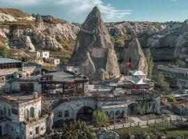 Panoramic Cave Hotel, отель в Гёреме
