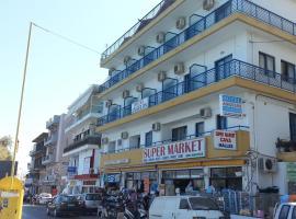 Angelos Hotel, hotel in Agios Nikolaos
