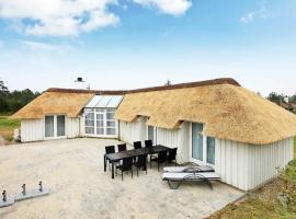 Holiday Home Fugltoft II, maison de vacances à Vejers Strand