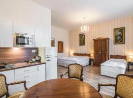 RETRO Apartments Bosak, guest house in Prešov