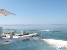 Beach Hotel Split, отель в Подстране