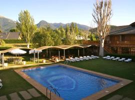 Hotel Moixero, hotel in Prats i Sansor
