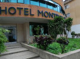 Hotel MontPark, hotel in Caracas
