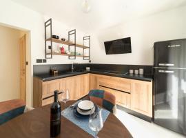 Impression, apartment in Mošćenička Draga