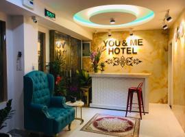 Deluxe 1 bed ,1 bath ,2 guests, villa in Ho Chi Minh City