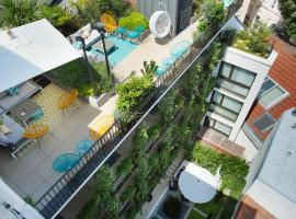 Jardins de Mademoiselle Hôtel & Spa